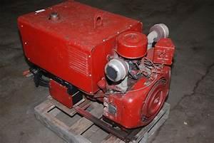 Lincoln Lincwelder 225 Gas Powered Stick Welder Engine