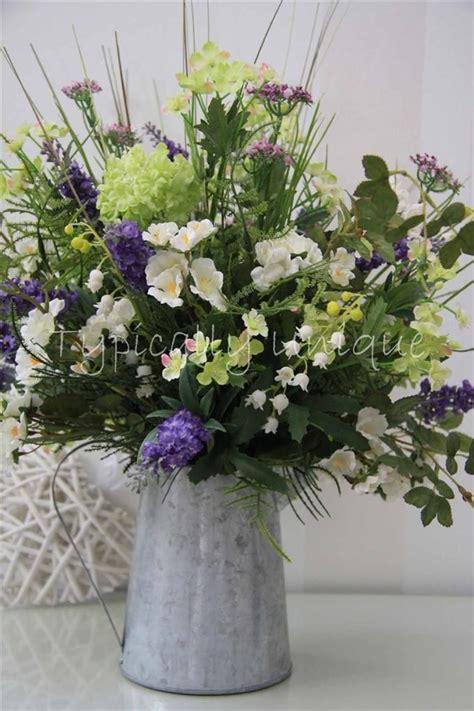 silk flower arrangements ideas  pinterest diy