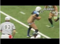 Lingerie Football shorts fumble 11 YouTube
