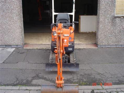 kubota excavator sm plant limited