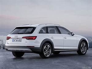 2017 Audi A4 allroad quattro (Color: Glacier White) - Rear ...