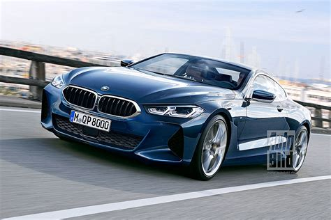 Future Bmw M8 Rendered