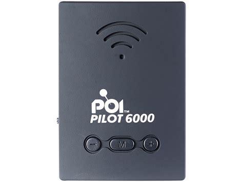 poi pilot 6000 poi pilot 6000 gps gefahren warner f 252 r pkw lkw co mit poi daten f 252 r europa