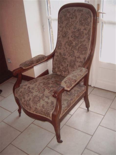 prix fauteuil voltaire ancien fauteuil voltaire ancien faire un prix meubles d 201 coration chaises fauteuils 224 saran