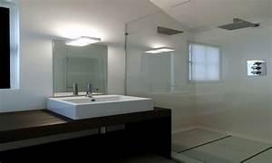 Small bathroom modern for Modern bathroom design