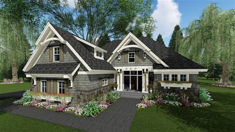 Craftsman Style House Plan 3 Beds 2 5 Baths 2300 Sq/Ft