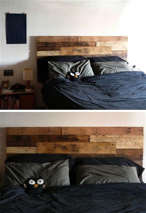 chambre palette bois les 25 meilleures idées de la catégorie têtes de lit de