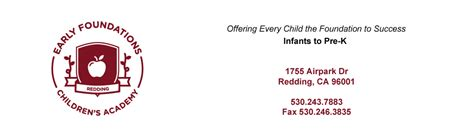 redding child care infants toddlers preschool pre 156 | efcaheader1000x2881