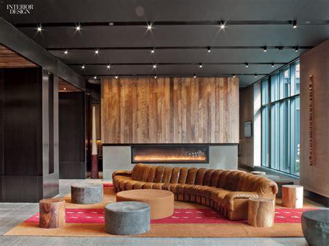 interiors clodagh abington zen urban interior apartment building lobby lounge existence apartments projects york interiordesign international