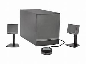 Obscureport  Bose Companion 3 Series Ii Speakers