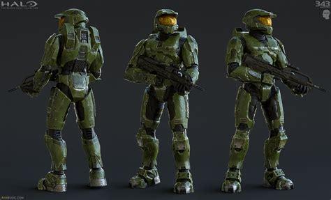Master Chief Halo 2 Anniversary Cgfeedback