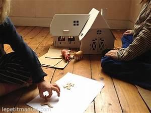 Comment Fabriquer Une Table De Ferme En Bois : construire tout un monde en carton le blog du petit manuel ~ Louise-bijoux.com Idées de Décoration