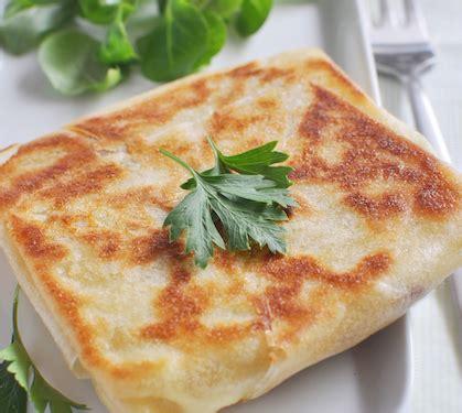 cuisiner des feuilles de brick feuille de brick au fromage envie de bien manger