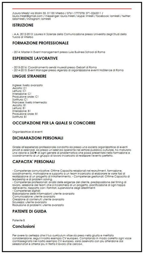 Esempio Cv Europeo  Curriculum Vitae Builder. Cover Letter Salutation With Name. Lebenslauf Kopfzeile. Resume Templates Free Download In Ms Word. Cover Letter Examples For Geologist Jobs. Cover Letter For No Experience Barista. Letter Template Giving Tenant Notice. Objective For Resume In Education. Letterhead Design Guidelines