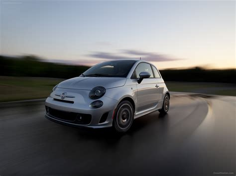 Fiat 500 Turbo 2018 Exotic Car Wallpapers 02 Of 12