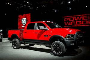 2017 Ram 2500 Power Wagon, 4x4 Off-road Package First Look