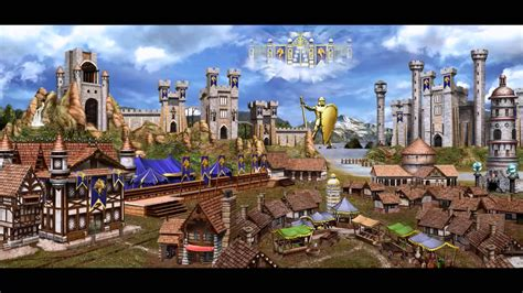 Heroes Of The Animated Wallpaper - heroes of might magic iii hd edition castle town theme