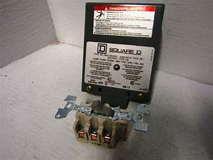 New Square D 9991ke3 600 Volt 3r Switch Enclosure W