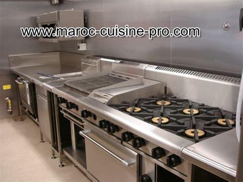 equipement cuisine maroc vente équipement de cuisine pro pour restaurant et café