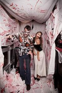 Déguisement Zombie Fait Maison : d guisement halloween facile 80 looks de derni re minute ~ Melissatoandfro.com Idées de Décoration