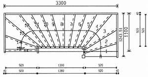 Wendeltreppen Berechnen : grundrisse f r treppen mit 2x1 4 wendung planungshilfe und grundriss ~ Themetempest.com Abrechnung