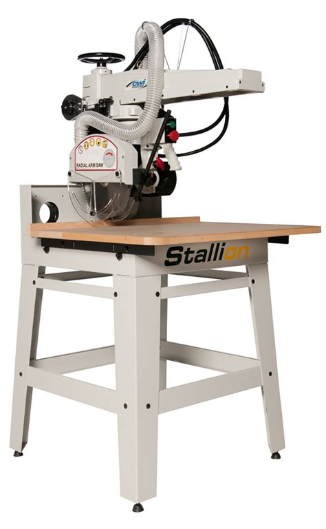 stallion  radial arm  cwi woodworking technologies