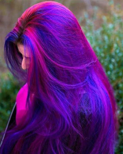 super crazy hair color trends