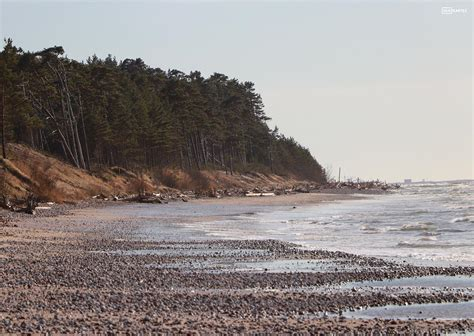 Baltijas jūras piekraste - Latvijas skatkartes