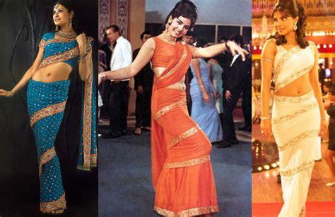 Unusual Saree Draping Styles | Indian Fashion Blog