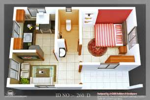 3d home design 3d isometric views of small house plans kerala home design and floor plans