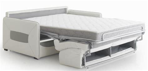 canapé lit vrai matelas canap lit canap lit quotidien tissu pas cher