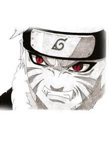 Naruto Angry Fox Drawings