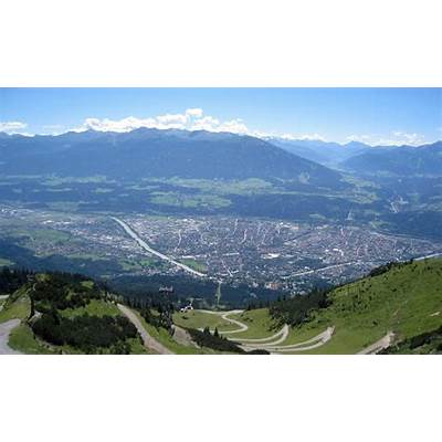 Innsbruck's Nordkette lifts - linking urban culture and