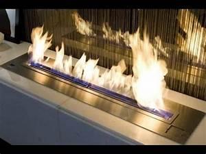 Bioethanol Kamin Einsatz : bio ethanol brenner einsatz mit fernbedienung afire erfinden sie ihren abzugfreien kamin youtube ~ Frokenaadalensverden.com Haus und Dekorationen