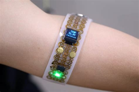 New Electronics Mechanically Transform Into a Wearable ...