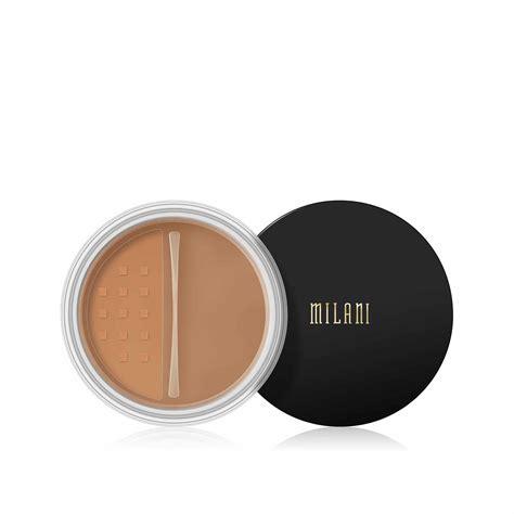 milani setting powder translucent medium