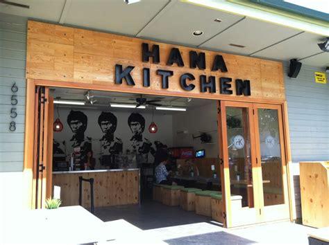 hana kitchen yelp