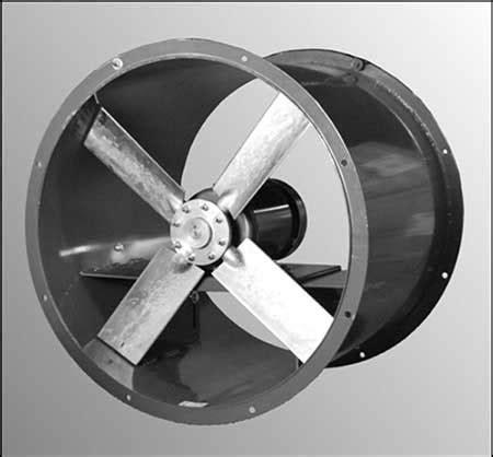 tube axial fan catalogue ubca american coolair corp