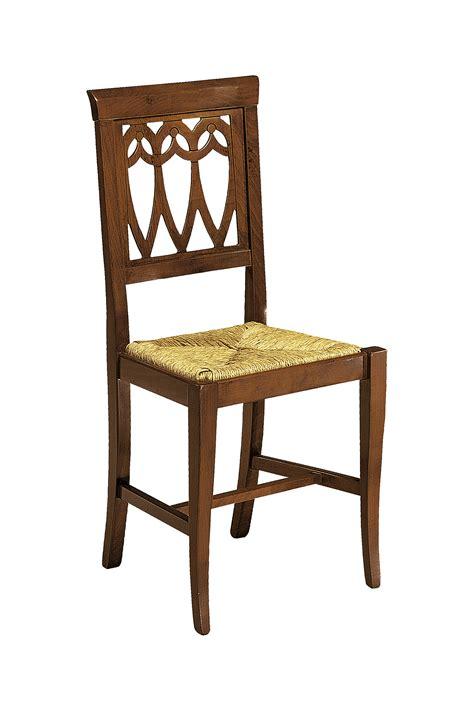 sedia arte povera sedia legno arte povera 540 bissoli