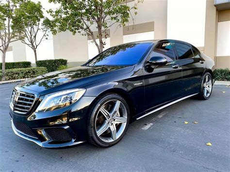 Cls 63 amg awd for sale. Used 2015 Mercedes-benz S-class For Sale in San Diego, California | Mercedes Benz S63 Amg 577hp ...