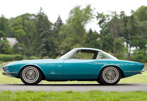 1963 Chevrolet Corvette Rondine Coupe Pininfarina