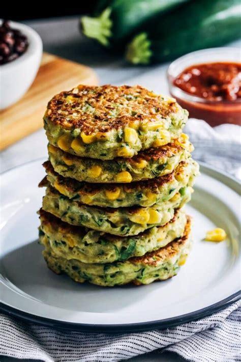 healthy vegan zucchini recipes  dinner  green loot