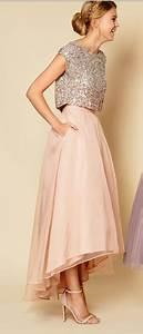 shining two piece prom dress women clothing prom dress on With two piece wedding guest dress