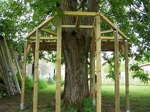 Cabane Dans Les Arbres Construction : construction cabane simple ~ Mglfilm.com Idées de Décoration