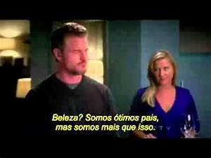 Grey's Anatomy 8x06 Callie e Arizona Legendado - YouTube