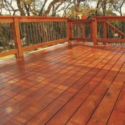 refinish  deck       garage