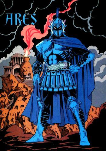 Ares (New Earth) | DC Database | FANDOM powered by Wikia
