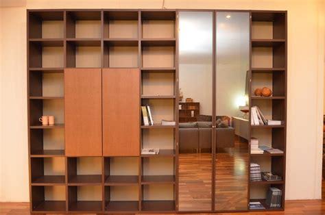 Lema Libreria by Soggiorno Lema Libreria Selecta Laccato Opaco Librerie