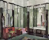 art deco style Art Deco Bathrooms — Art Deco Style