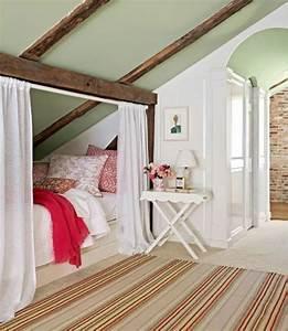 Ab Wann Kind Mit Decke Schlafen : kinderzimmer mit dachschr ge gem tliche nieschen noch gem tlicher machen platzsparend und ~ Bigdaddyawards.com Haus und Dekorationen